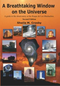 "The cover of the second edition of ""A Breathtaking Window on the Universe"""